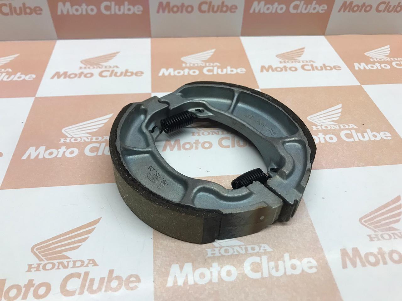 Sapata de Freio Traseiro Lead 110 Original Honda 06430GFMB20