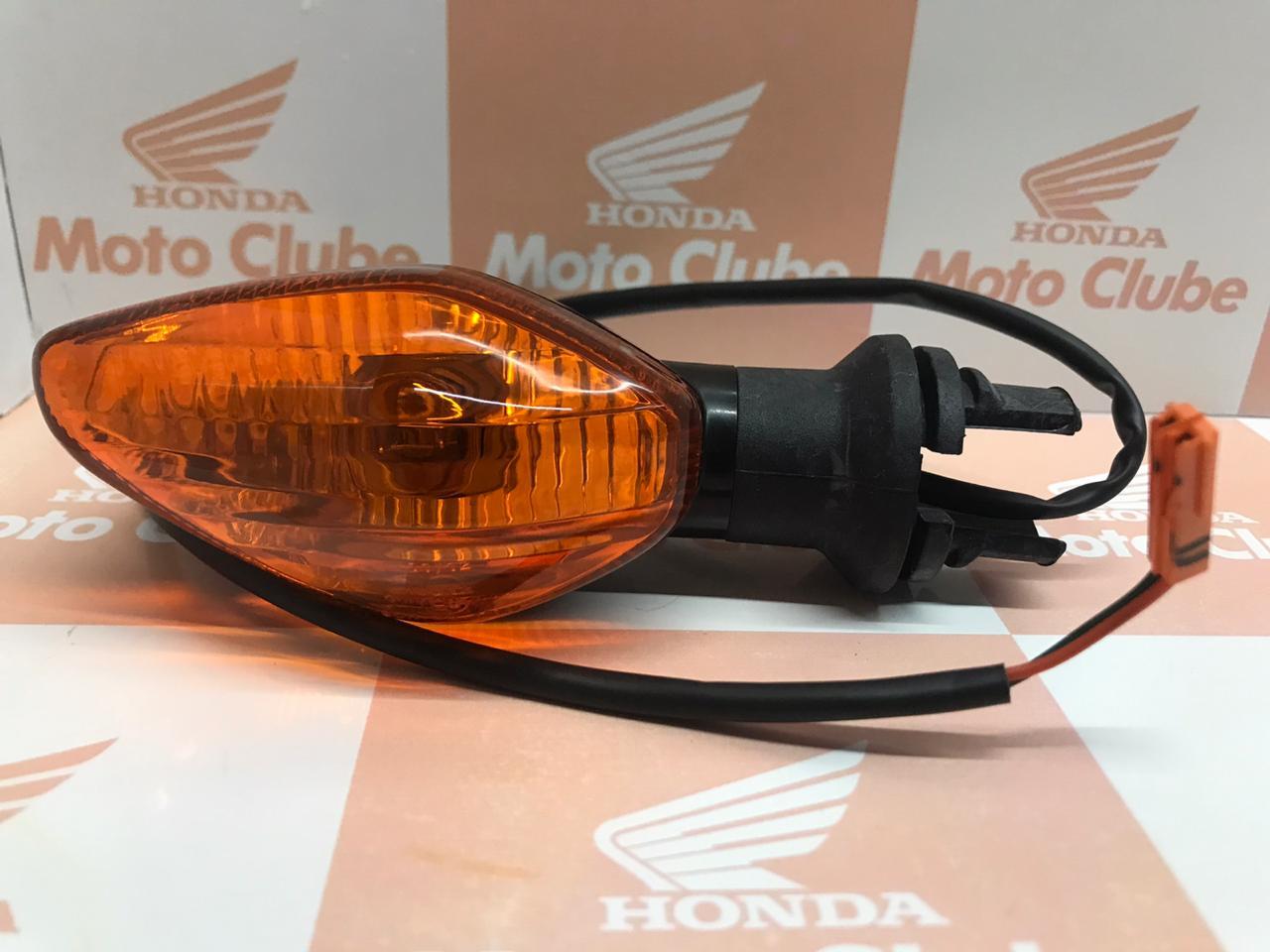 Sinaleira Traseira Esquerda Fan 125 Original Honda 33650KWGA21