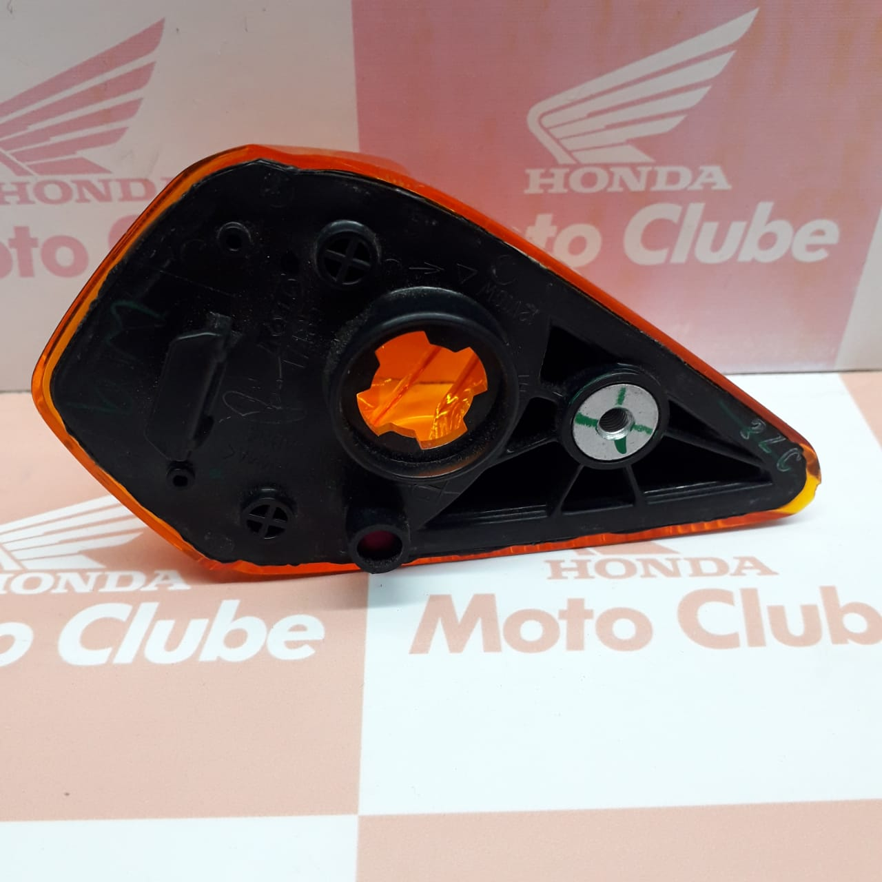 Sinalizador Traseiro Direito BiZ100 KS/ES Original Honda 33620K19911