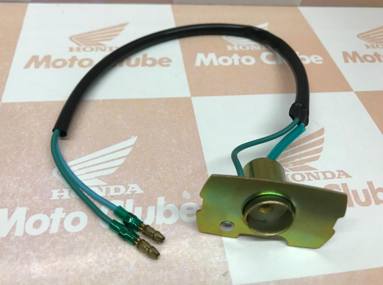 Soquete Sinaleira Dianteira Direita NXR Bros 125 Original Honda 33410KRE900