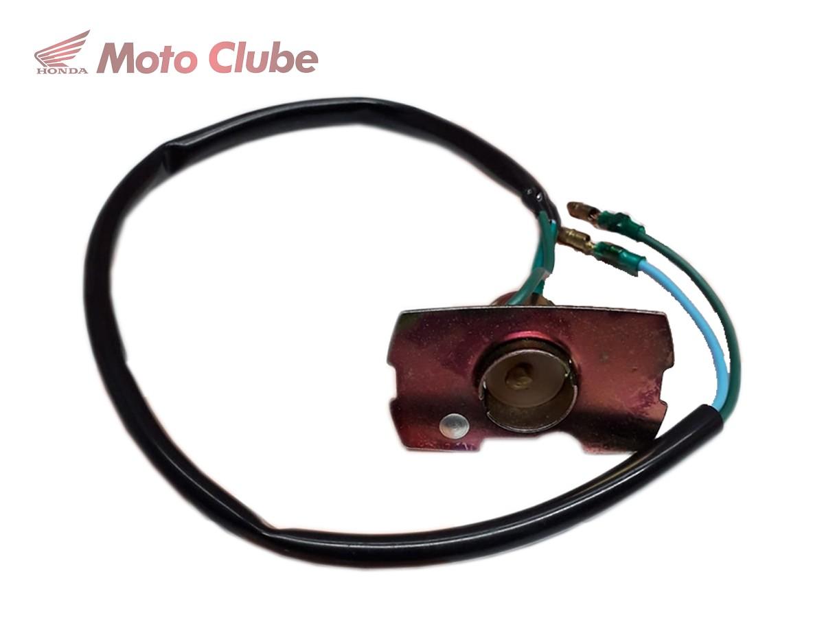 Soquete Sinalizador Traseiro Direito NXR BROS 125 ES KS 2003 2004 2005 Original Honda 33410KBB900