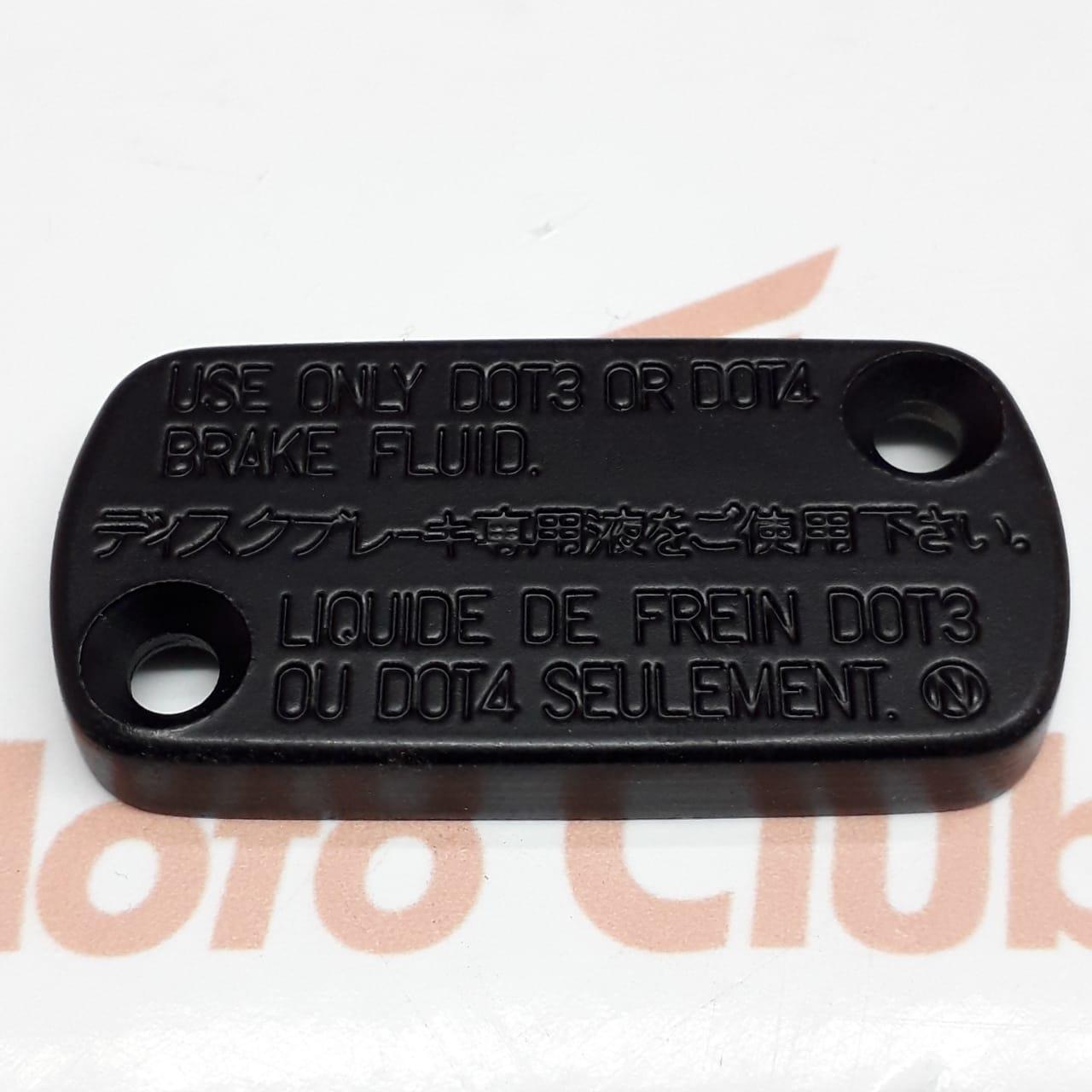 Tampa Cilindro Mestre BIZ 125 2006 2007 2008 2009 2010 Original Honda 45513GW0911