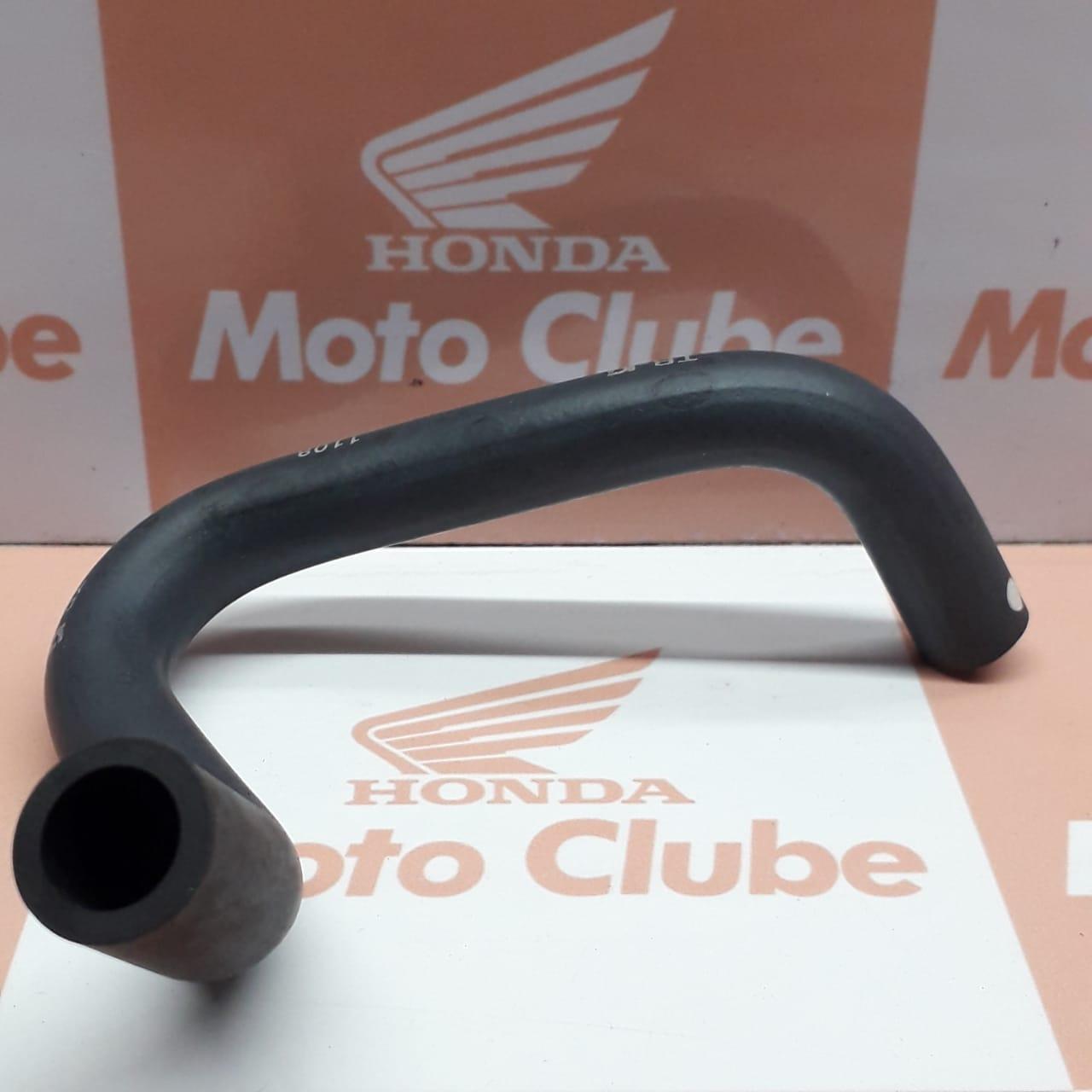 Tubo A Válvula Sucção de Ar CG 125 FAN 2009 2010 2011 2012 Original Honda 18652KWG600