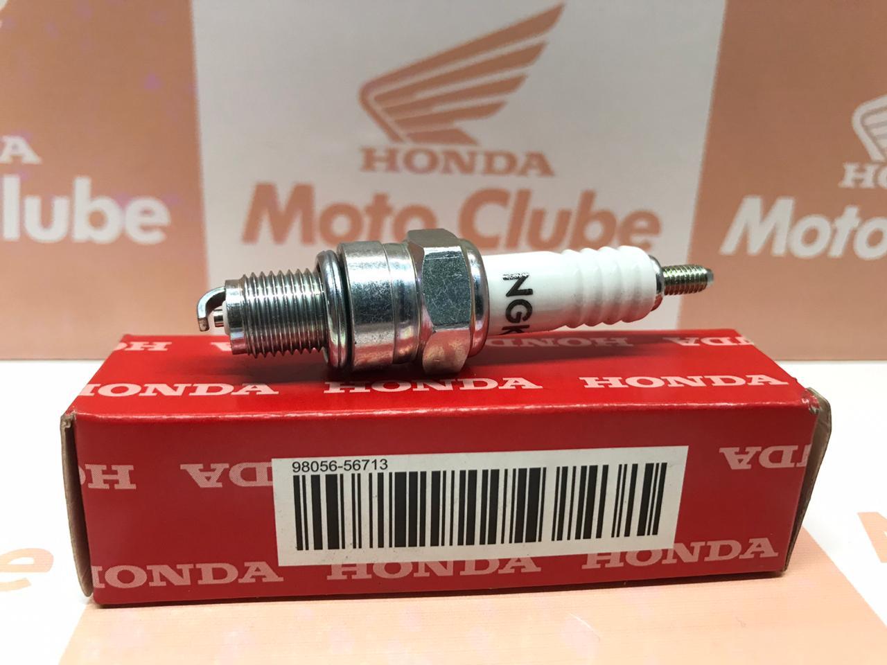 Vela de Ignição Biz 100 Original Honda 9805656713