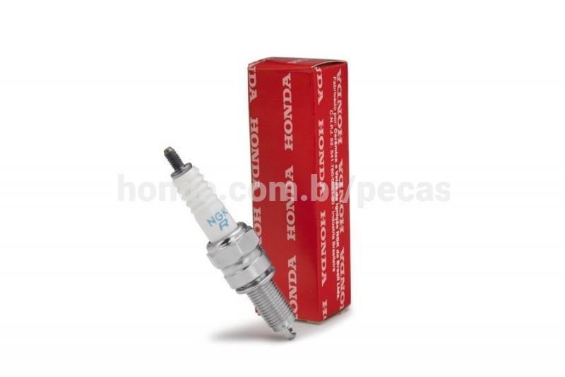 Vela de Ignição CG Titan Fan 125 150 e 160 BROS 150 e 160  Transalp  CB 500 XRE 190 Original Honda 31916KRM841