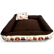 Cama Para Cães E Gatos Cão Shop 61X61Cm Tamanho G - 3