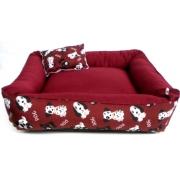 Cama Para Cães E Gatos Cão Shop 56X56Cm Tamanho M - 11