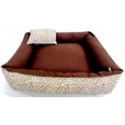 Cama Para Cães E Gatos Cão Shop 56X56Cm Tamanho M - 8