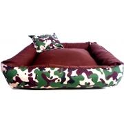 Cama Para Cães E Gatos Cão Shop 61X61Cm Tamanho G - 23