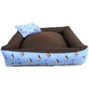 Cama Para Cães E Gatos Cão Shop 45X45Cm Tamanho P - 3