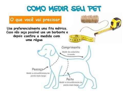 Caminha para cachorro estampada 45 x 45cm Tamanho P Lavável Envio Imediato 5