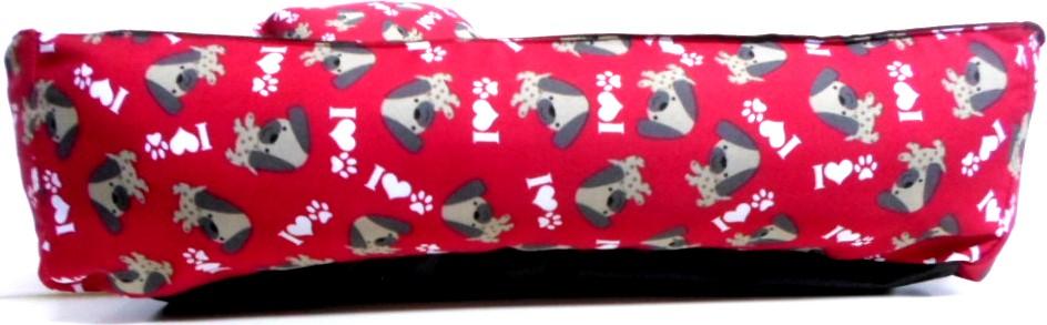 Cama Para Cães E Gatos Cão Shop 56X56Cm Tamanho M - 18