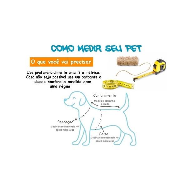 Cama Para Cães E Gatos Cão Shop 66X66Cm Tamanho GG - 11