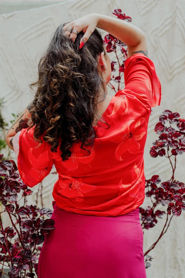 blusa bela est. eva