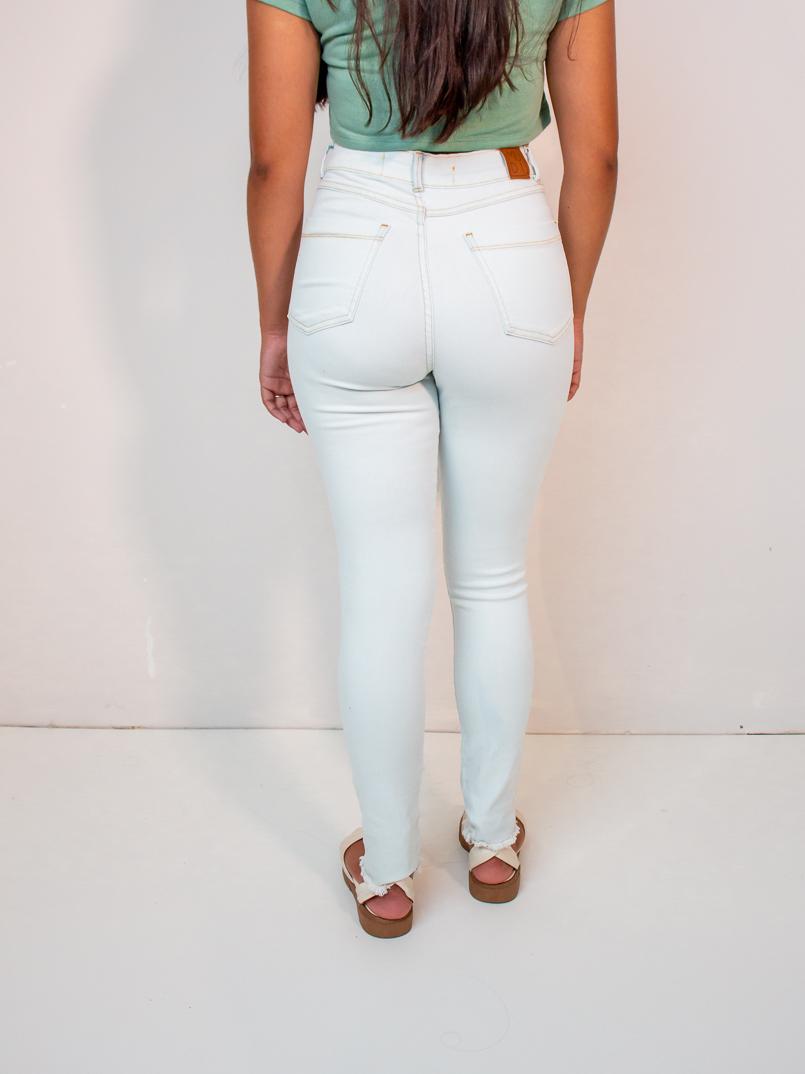 calça jeans lena  - MUDI