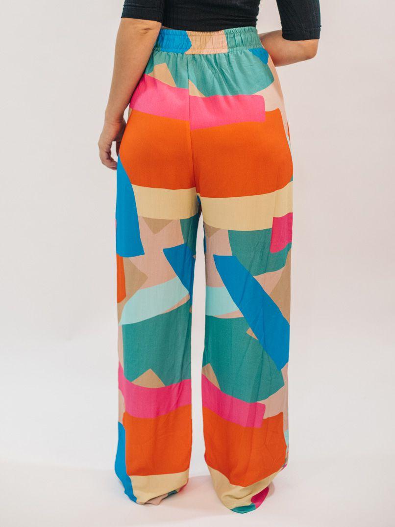 calça pantalona est. íris