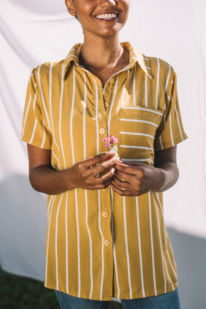 Camisa No Gender est. Lavradio  - MUDI