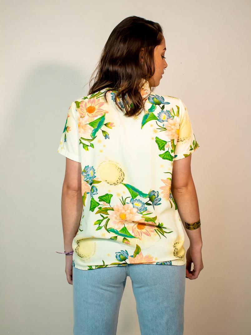 camisa no gender est. vitória régia  - MUDI