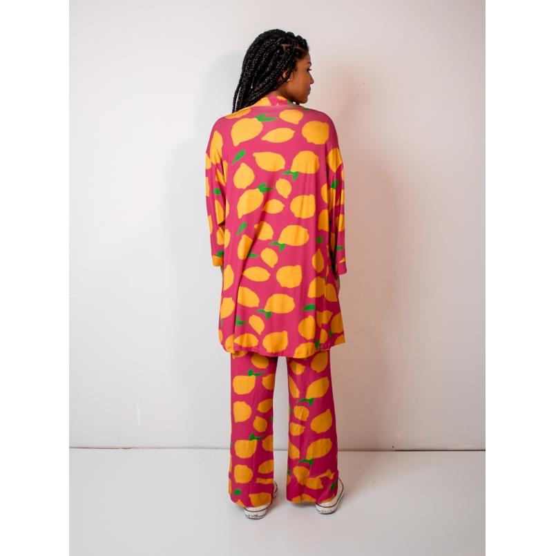 kimono est. limoncito  - MUDI