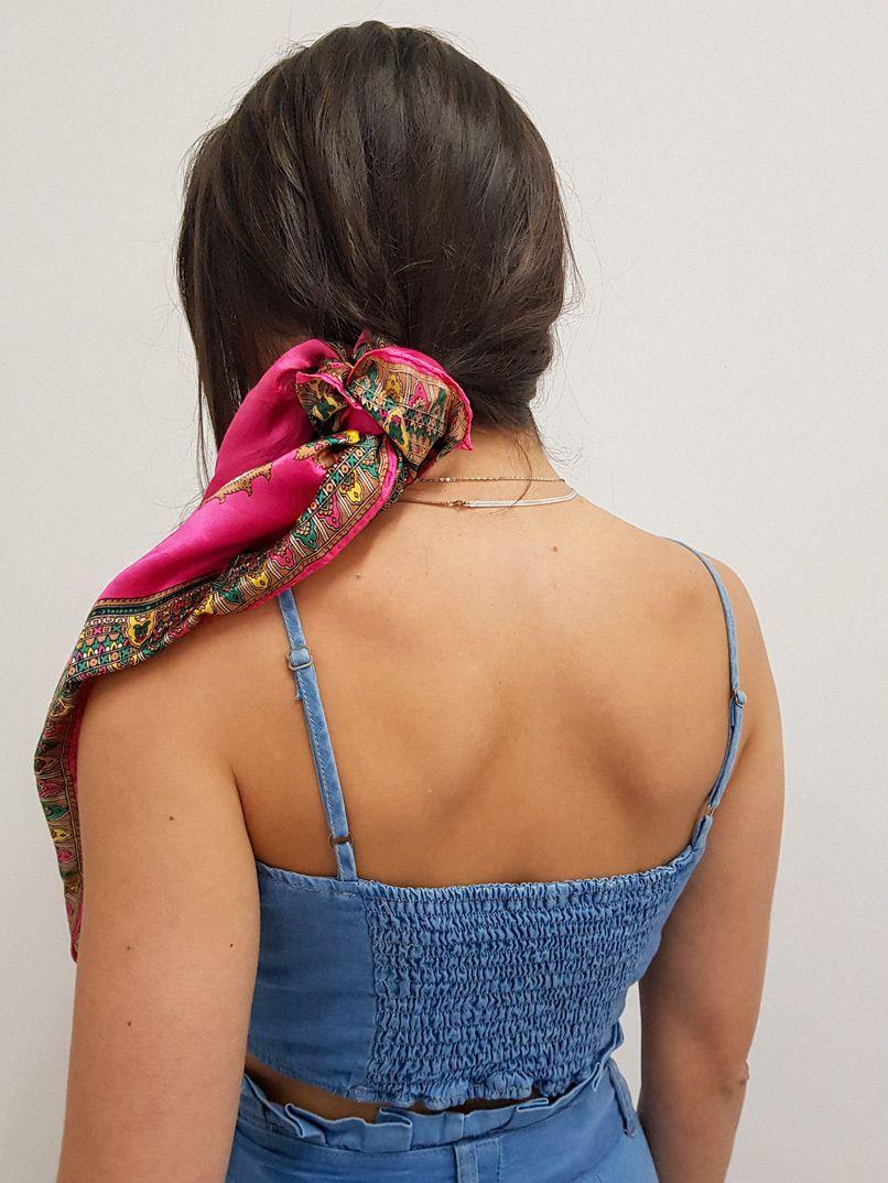 top jeans lastex  - MUDI