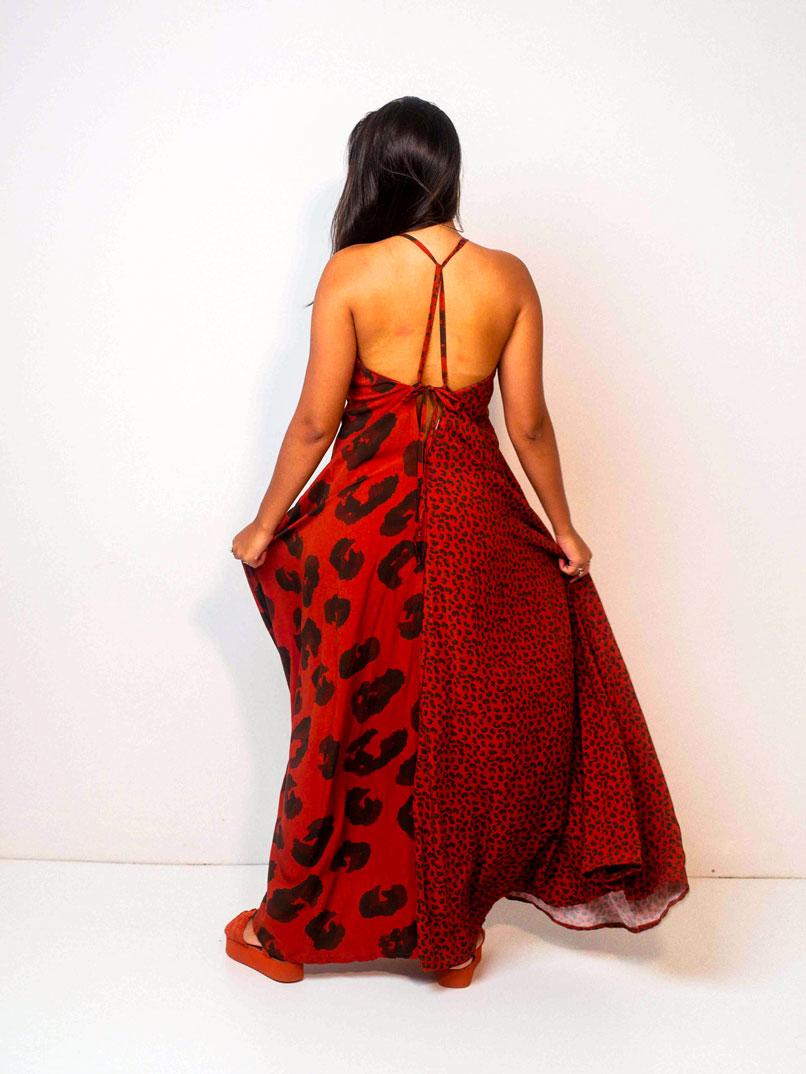 vestido beta est. juma mix