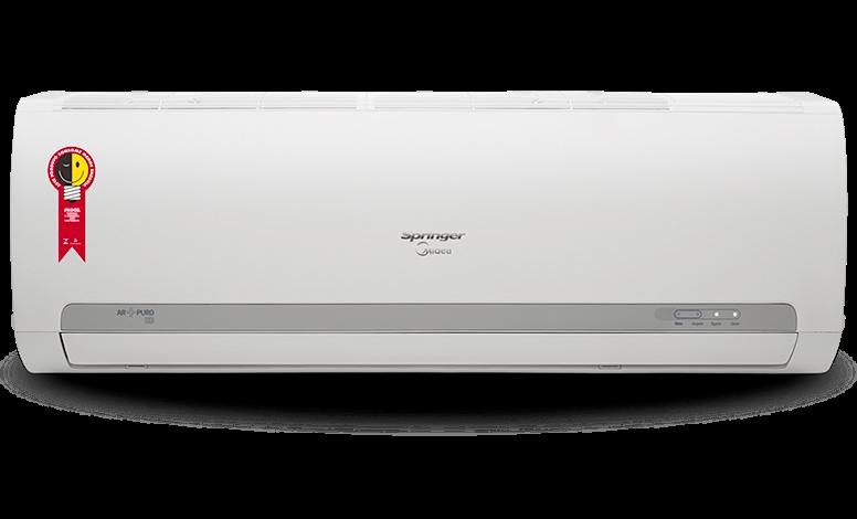 Ar condicionado split HW 12.000 BTU/S - Quente/Frio