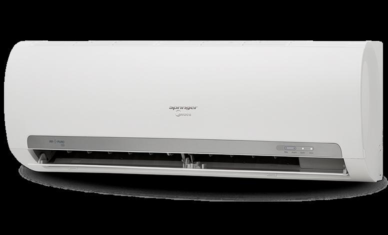 Ar condicionado split HW 9.000 BTU/S - Quente/Frio