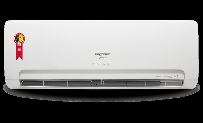 Ar condicionado split Inverter HW 9.000 BTU/S - Quente/Frio