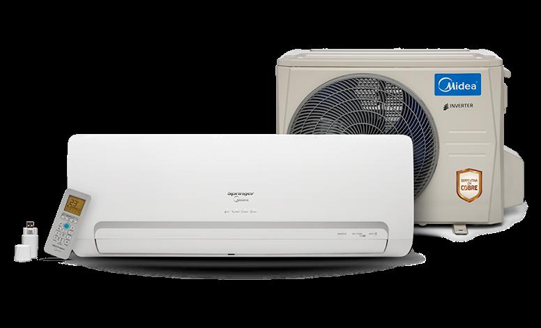 Ar condicionado split Inverter HW 12.000 BTU/S - Quente/Frio