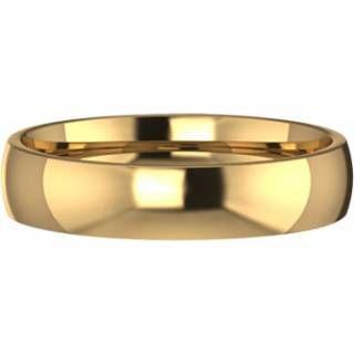 Par de alianças  em ouro 18k - CÓDIGO - ALI1