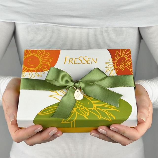Box de experiência Fressen Mom's  com Pingentecoração
