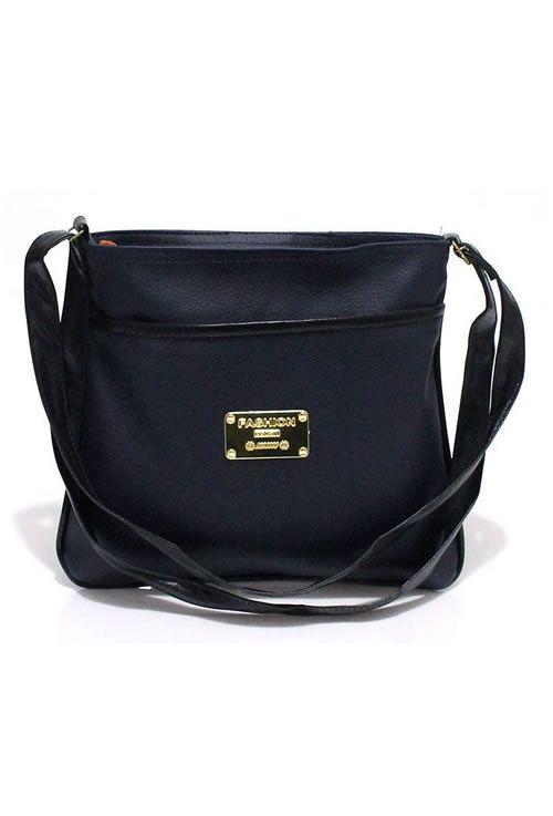 Bolsa Pequena Transversal Azul