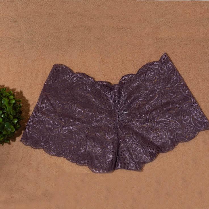Lingerie Calcinha short Calesson cores variadas