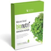 Kit Hidratação & Nutrição - Bionutri - 4 Máscaras