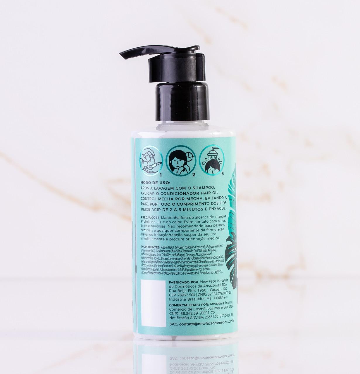 Kit Hair Oil Control