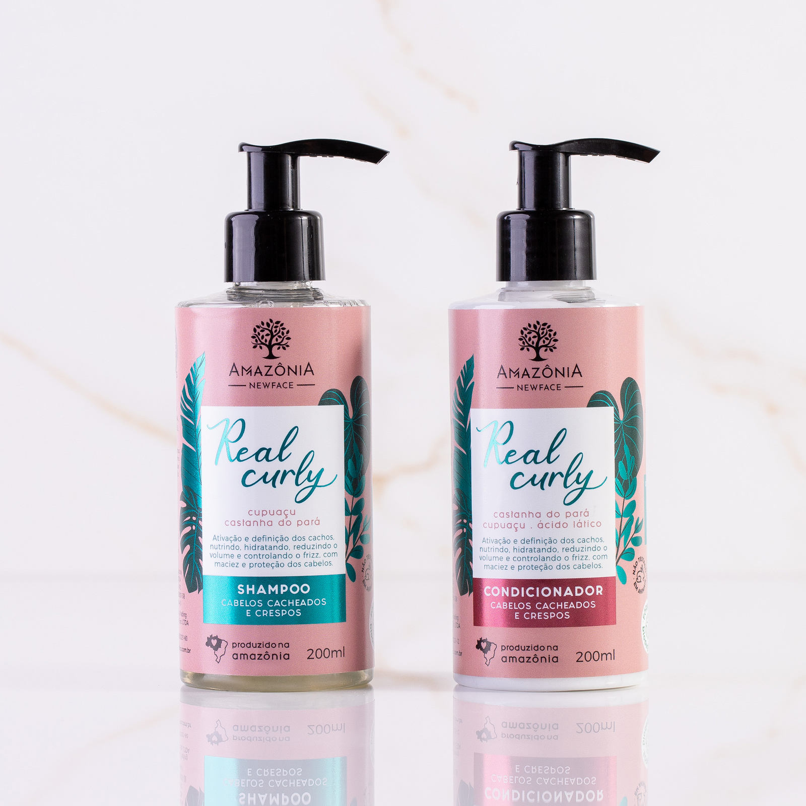 Kit Real Curly