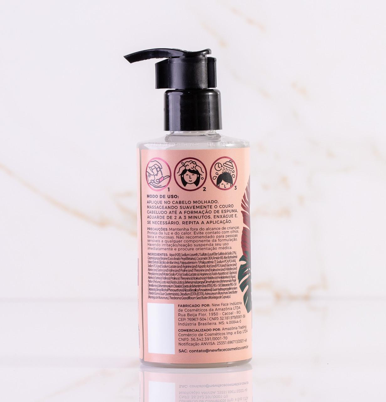 Shampoo Chemical Repair