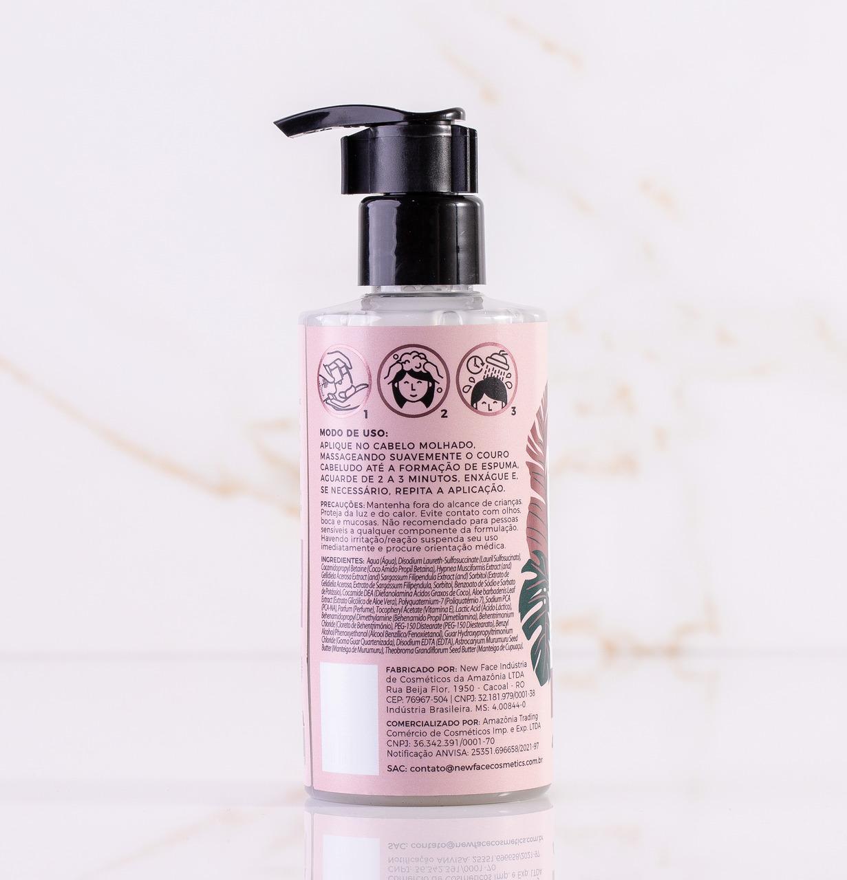 Shampoo Damage Control