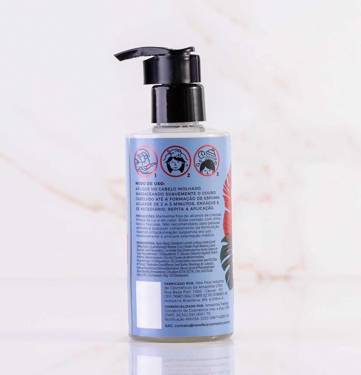 Shampoo Frizz Control