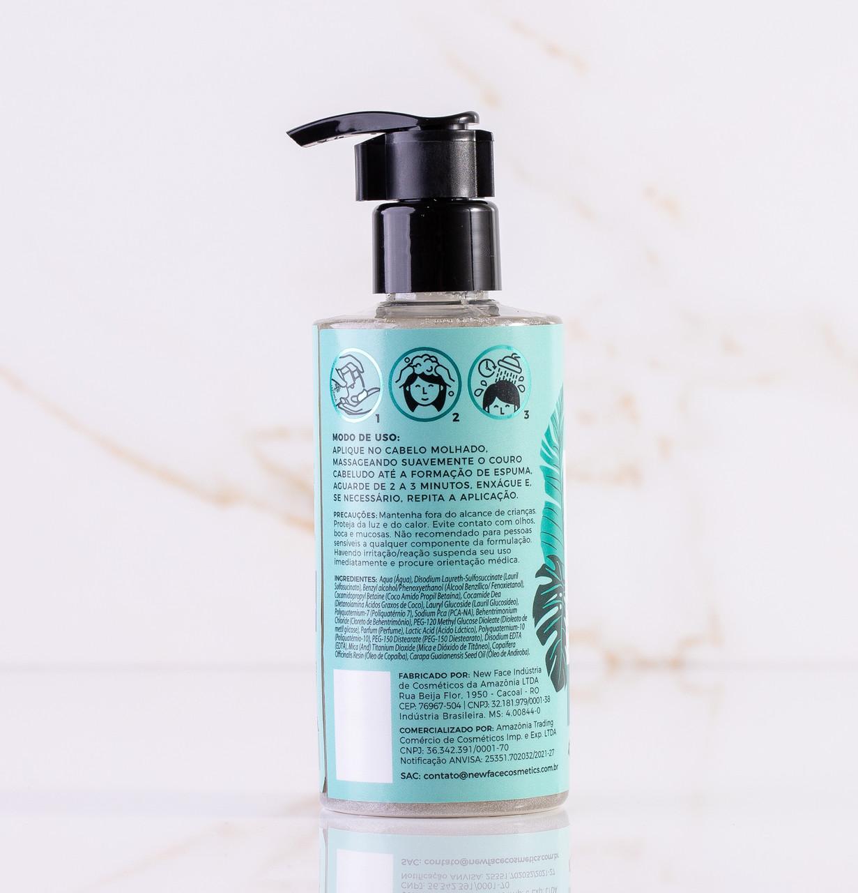 Shampoo Hair Oil Control