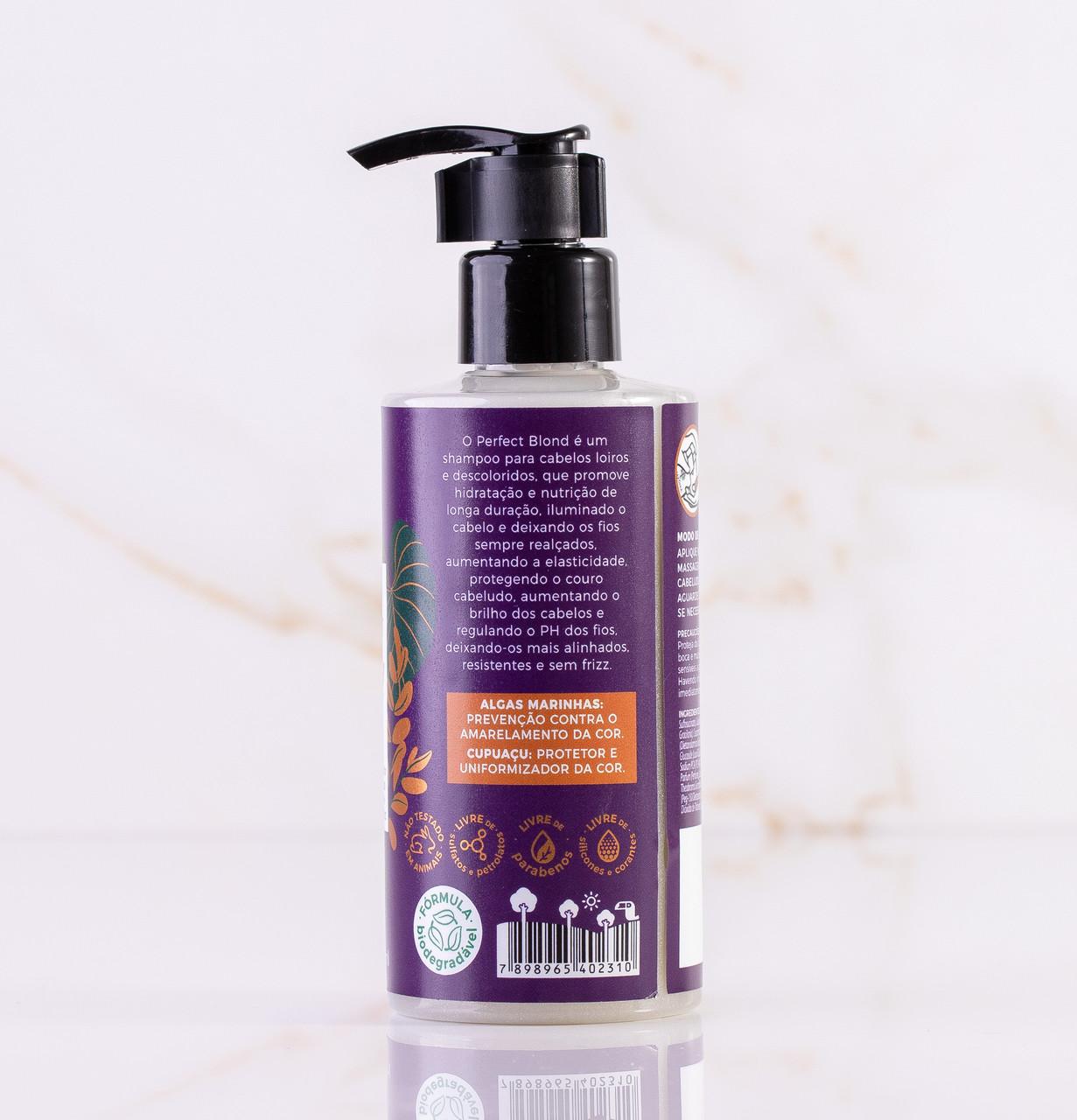 Shampoo Perfect Blond