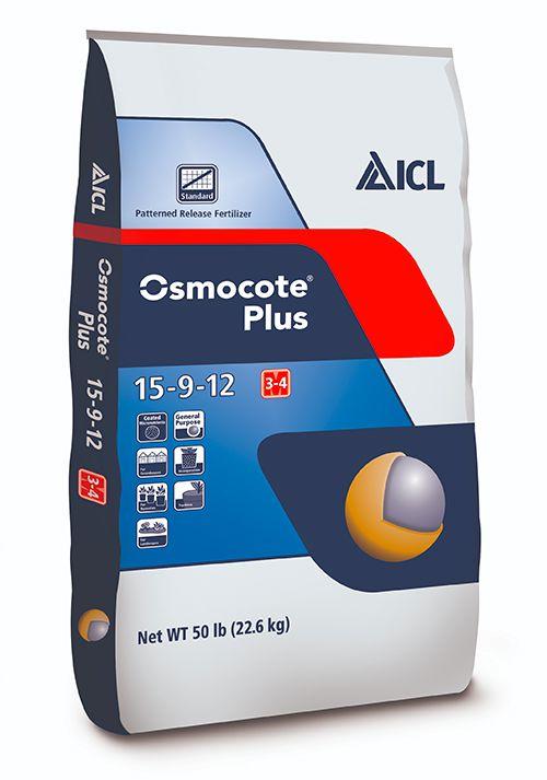 Osmocote® Plus 15-9-12 3 a 4 meses - 250 gramas