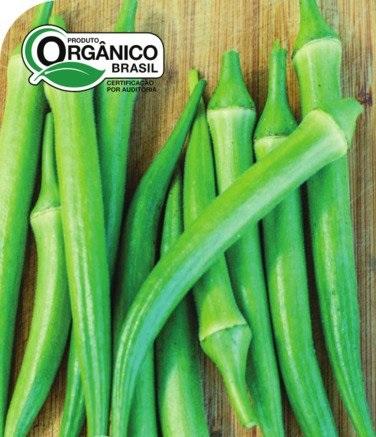 Quiabo Santa Cruz 100% Orgânica