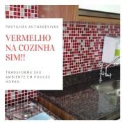 PASTILHA ADESIVA RESINADA M.MILAN METALIZADA ESCOVADO 202