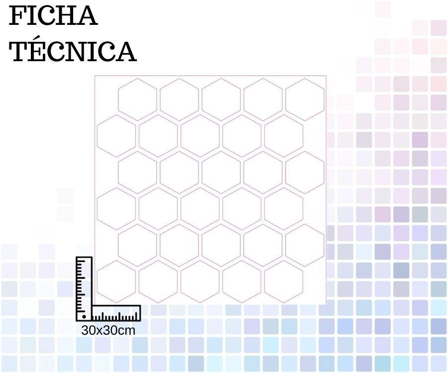 Hexagonal Mármore Calcata