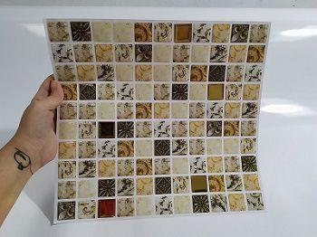 MISCELÂNEA RETRÔ 021 LYGIA com Detalhe em Dourado
