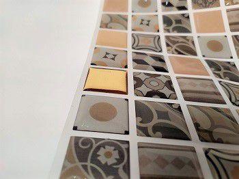 MISCELÂNEA RETRÔ 072 com Detalhe em Dourado