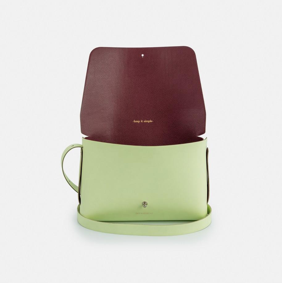 Bolsa 'Anne' Pistache