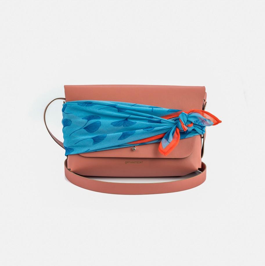 Bolsa 'Anne' Rouge