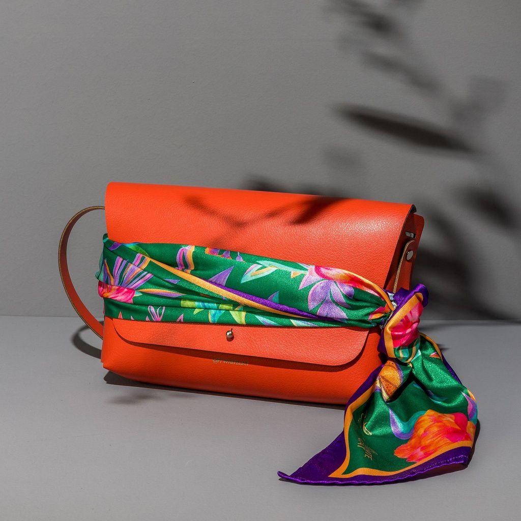 Bolsa 'Anne' Terracota